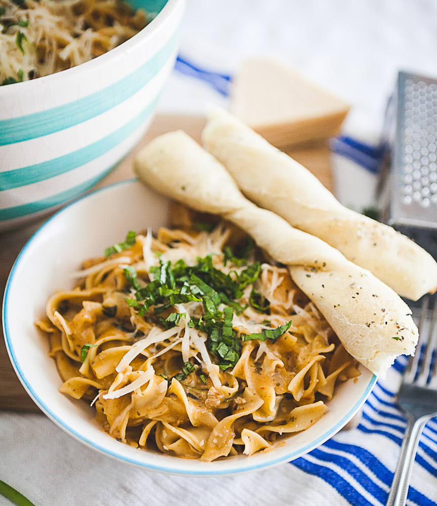 Quick And Easy School Night Recipe Chicken And Noodles